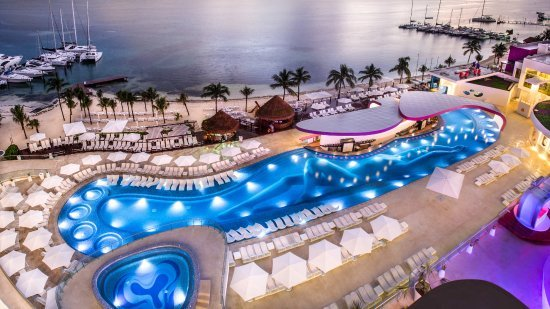 Temptation Cancun Resort Discount