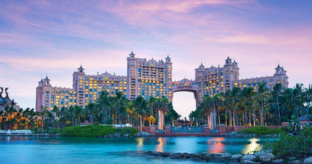 Atlantis Paradise Islands Bahamas