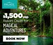 Moon Palace Cancun Discount Promotion – $1500 Resort Credit